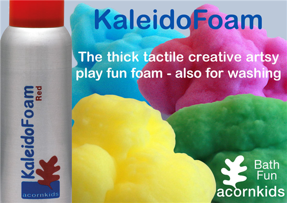 Kaleidofoam of Fun!