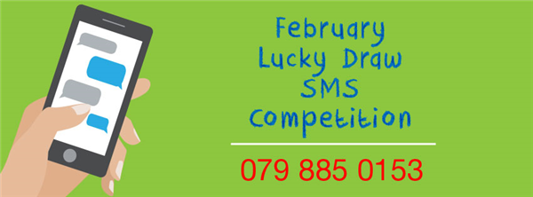 Acornkids February SMS Competition