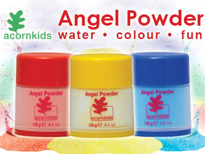 Angel Powder for our little Angels...